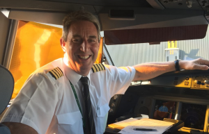 Photo of Professional Pilot Coach Conor Keeling